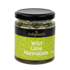 Wild Lime Marmalade (220g)