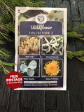 Seeds from Tasmania - Wildflower Collections