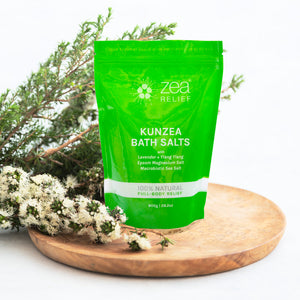 Kunzea Bath Salts (800g)