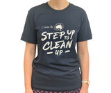 Clean up Australia Step Up to Clean Up T-Shirt