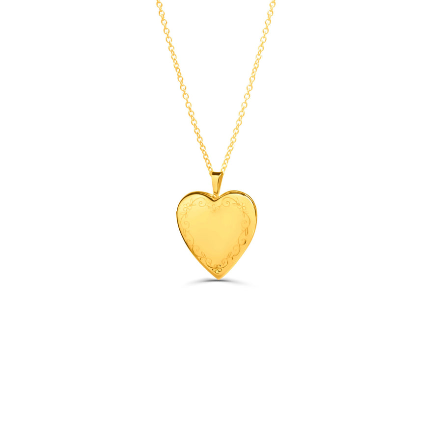 Belle Heart Locket