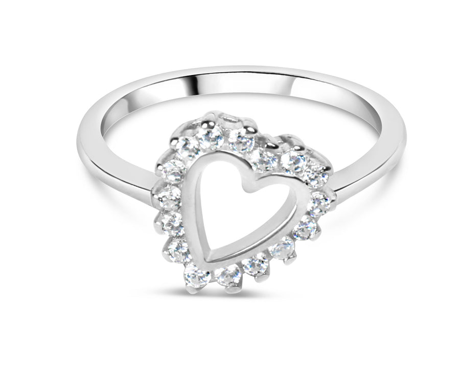 Hallow Heart Ring