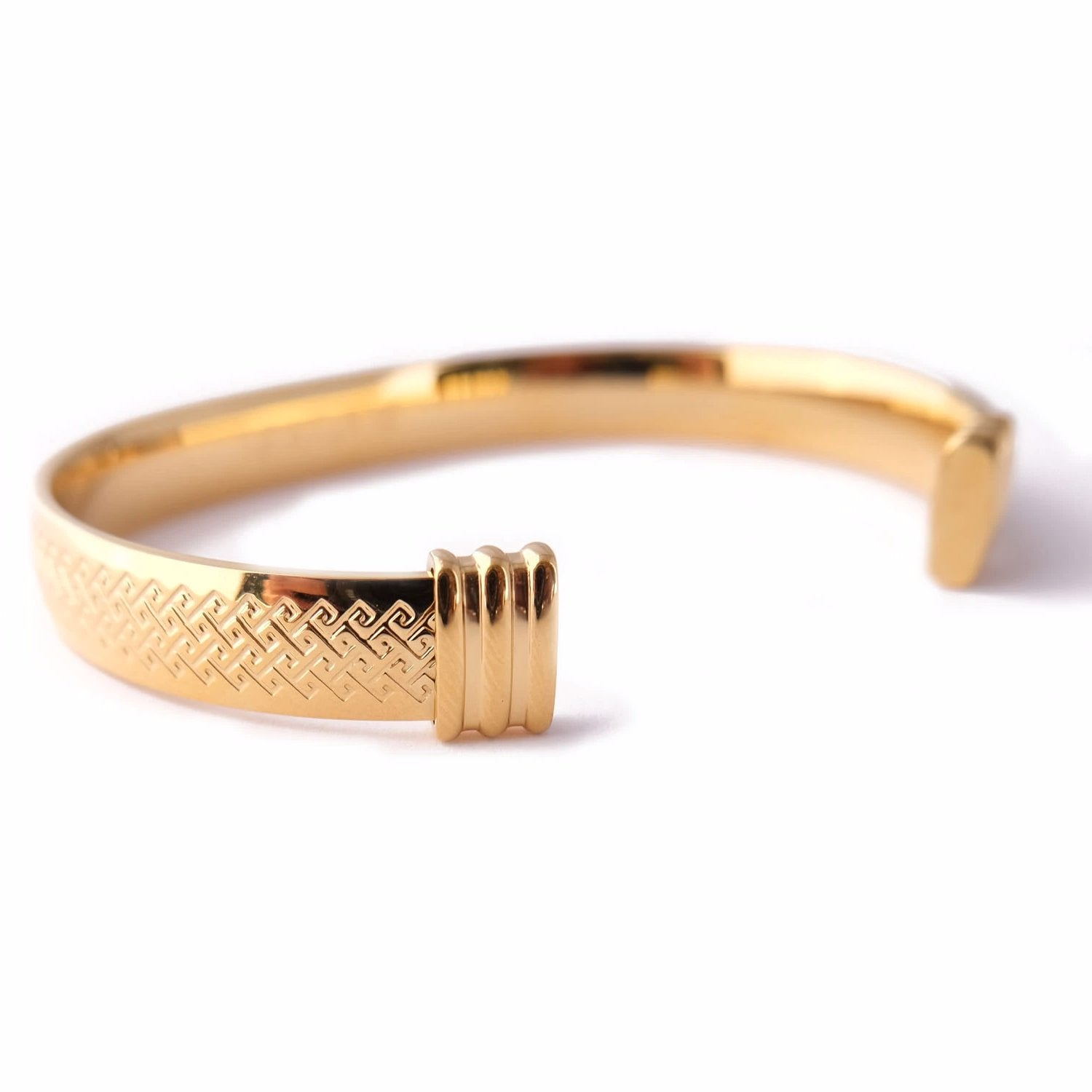 Magari Cuff - Gold