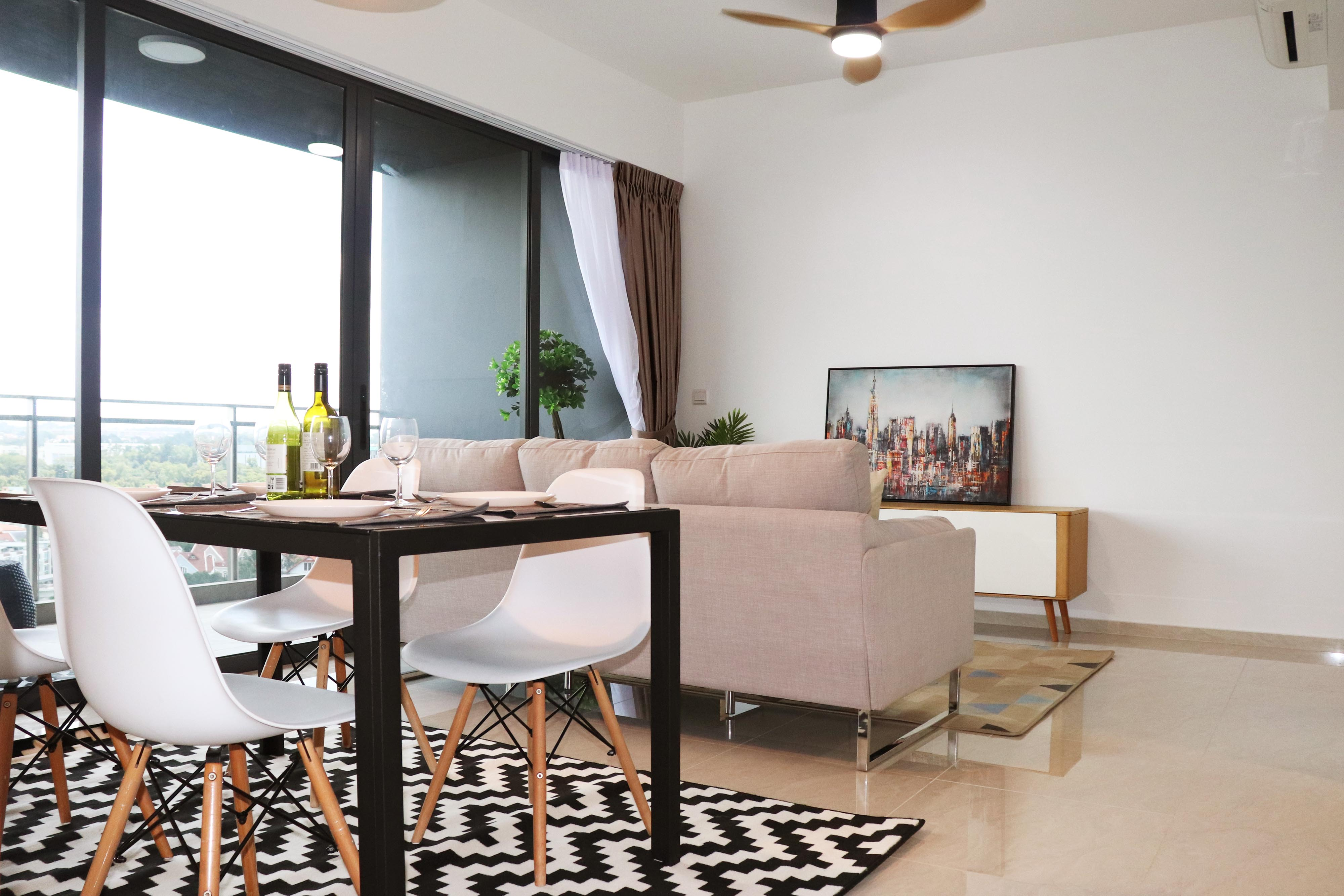 home staging for condo
