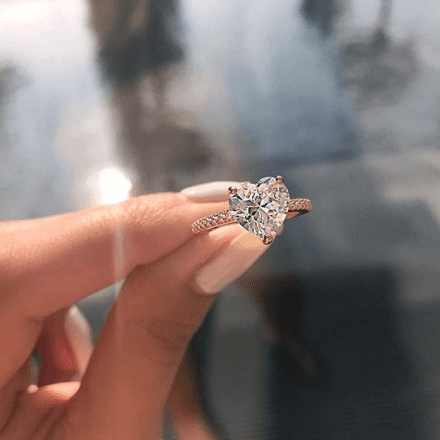 Take My Heart Engagement Ring (Exclusive Pricing)