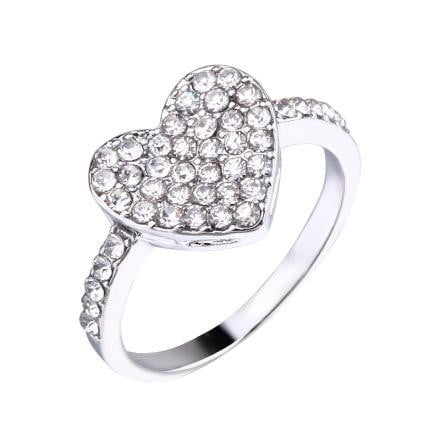 Heart Shaped Promise Ring