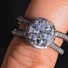 Image of Glamour Knot Fashion Ring