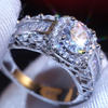 Image of Pristine Vigor Fashion Ring