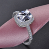 Image of 925 Sterling Silver - Simply Stunning Gem Ring