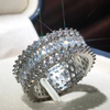 "Image of ""Enchantment"" Luxury Pavé Ring"