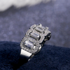 Image of Full Stack Baguette Ring