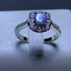 Image of Flower Burst Promise Ring