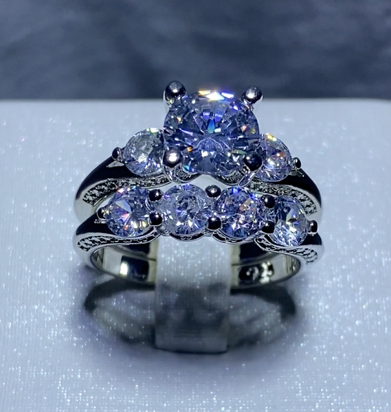 Royal Dream Double Fashion Ring