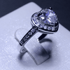 Image of One Heart Elegant Ring