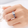 Image of Sapphire Wedding Ring