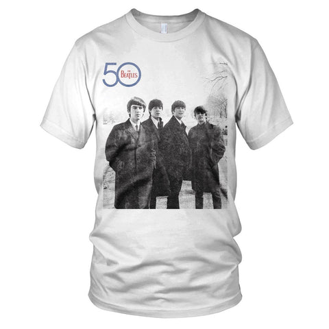 The Beatles | 50th Side Logo *Exclusive Record Store Day* T-Shirt