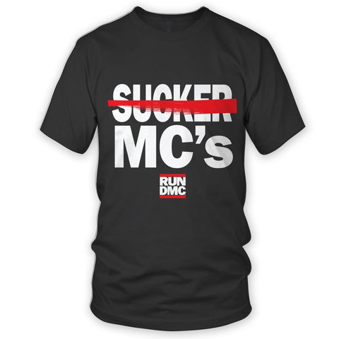 Run Dmc | Sucker Mcs *Exclusive* T-Shirt