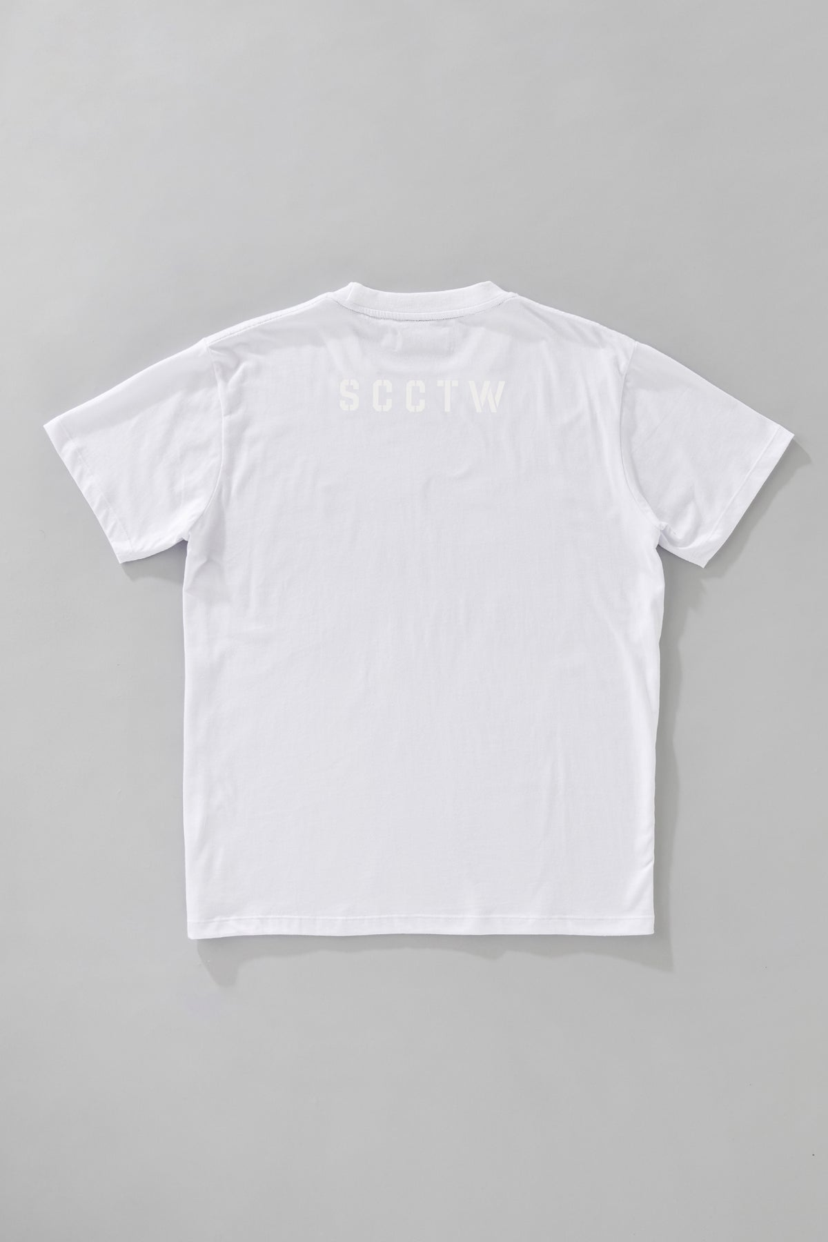 Drippy T Shirt - White