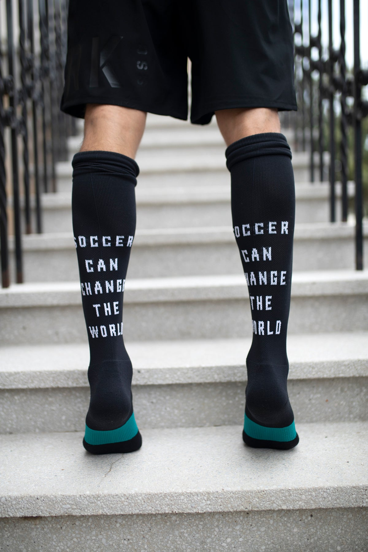 Game Sock – Black