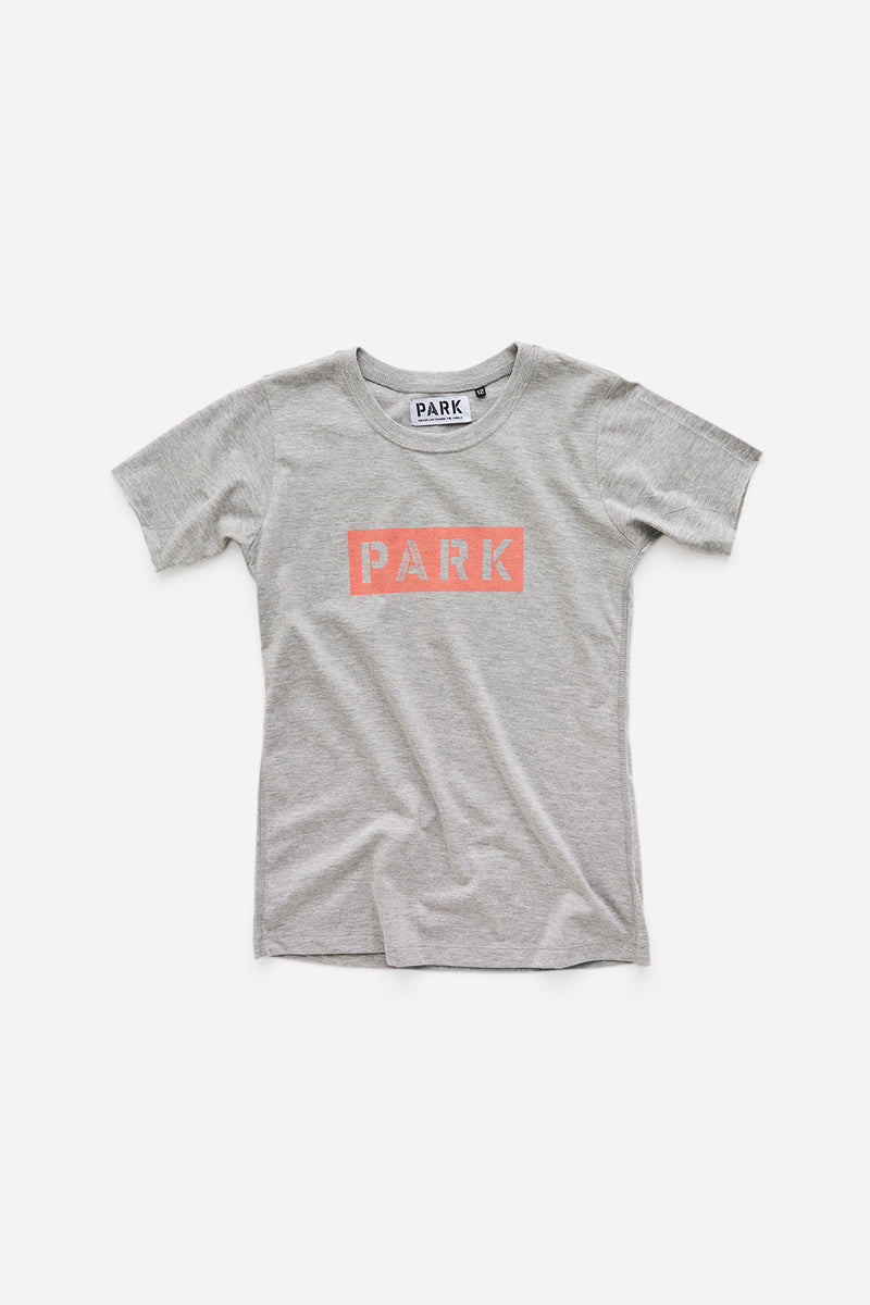 Youth SCCTW T Shirt - Grey Marle