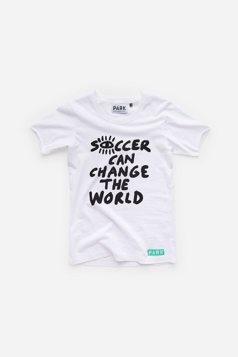 Youth SCCTW T Shirt - White