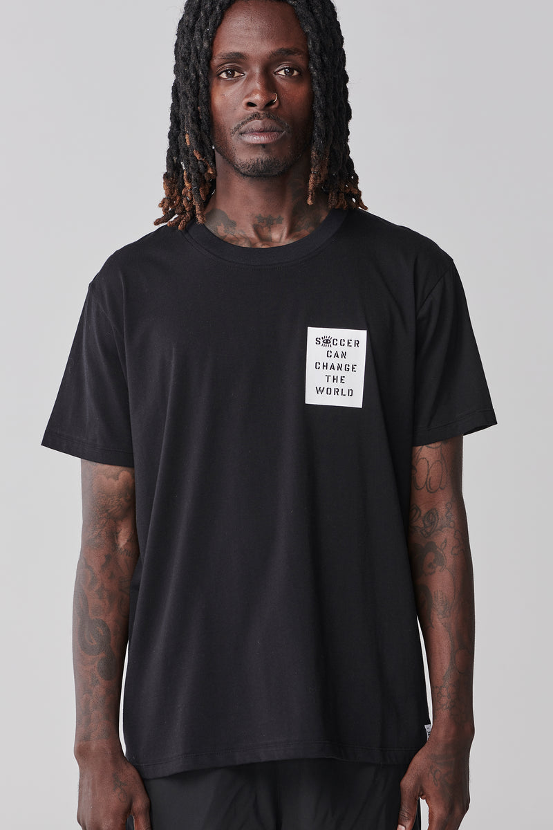 Pocket T Shirt - Black
