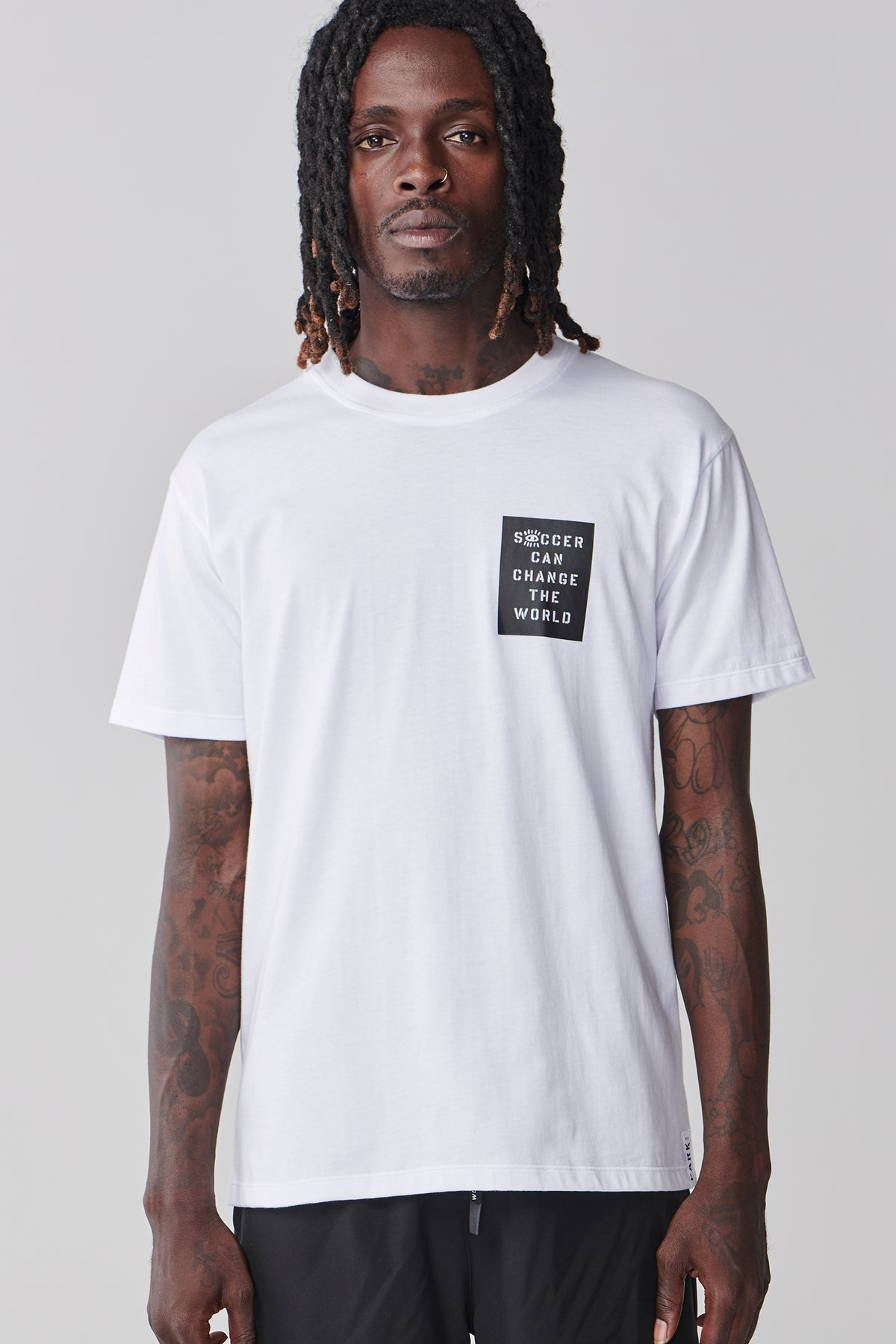 Pocket T Shirt - White