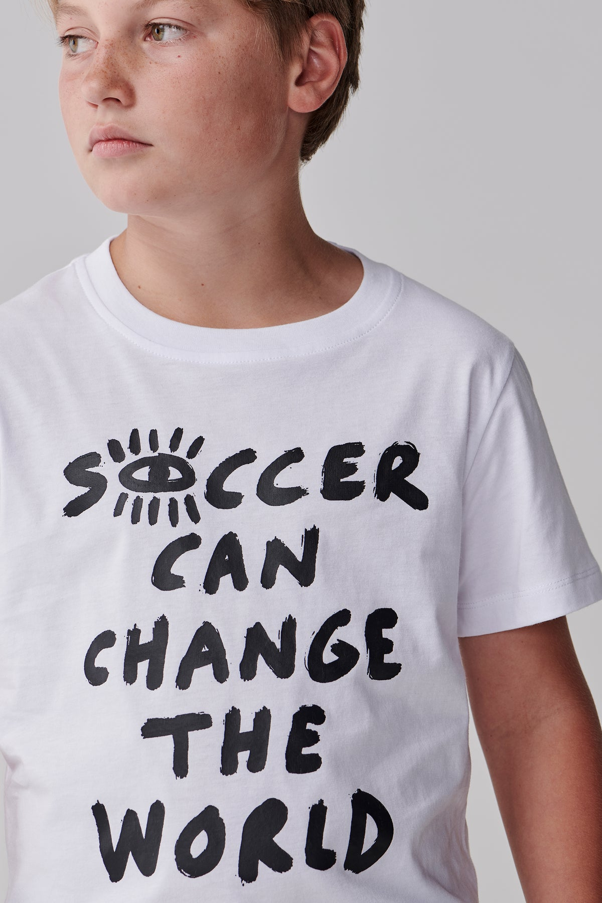 Youth SCCTW 2020 T Shirt - White