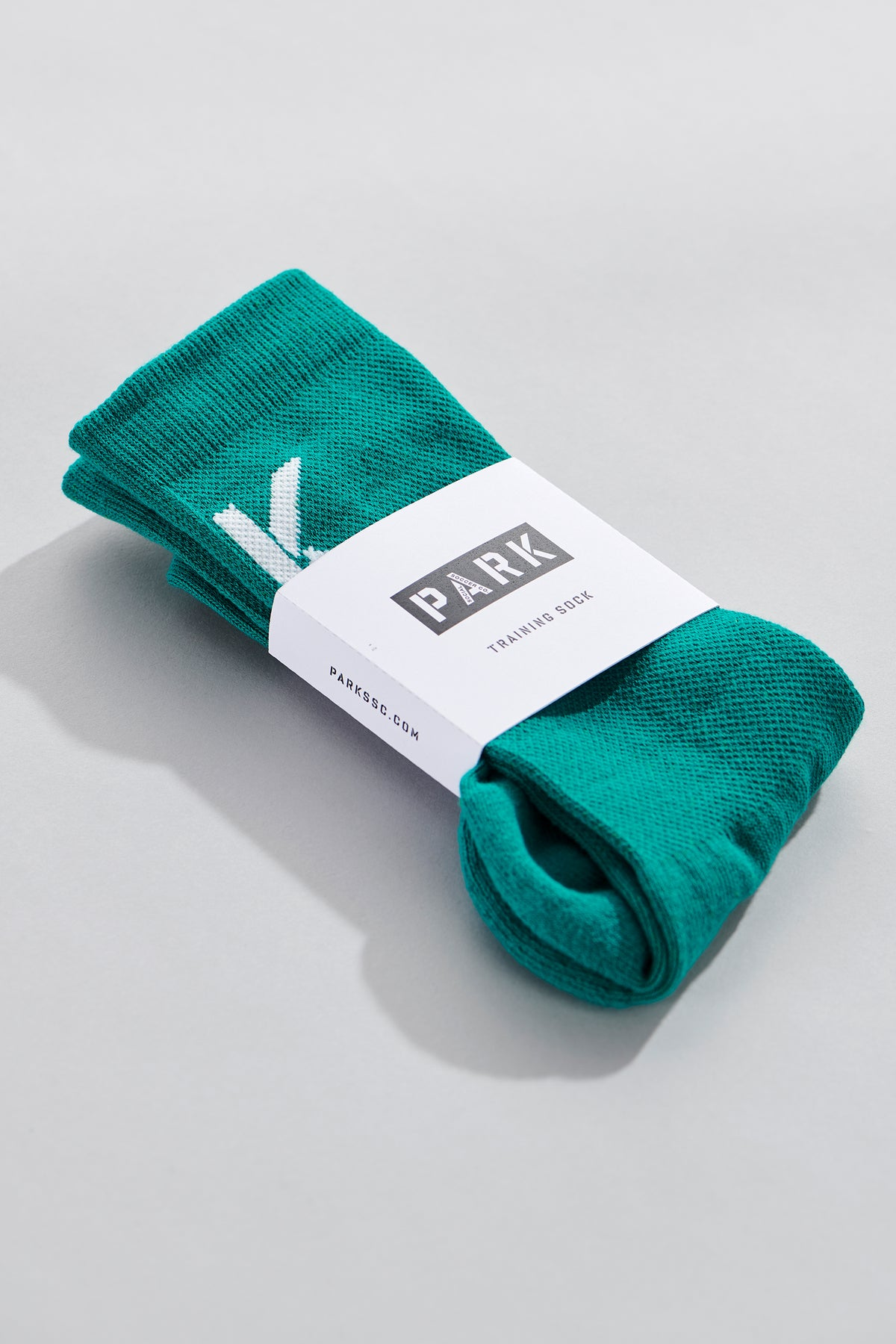Training Crew Sock – Varsity Green