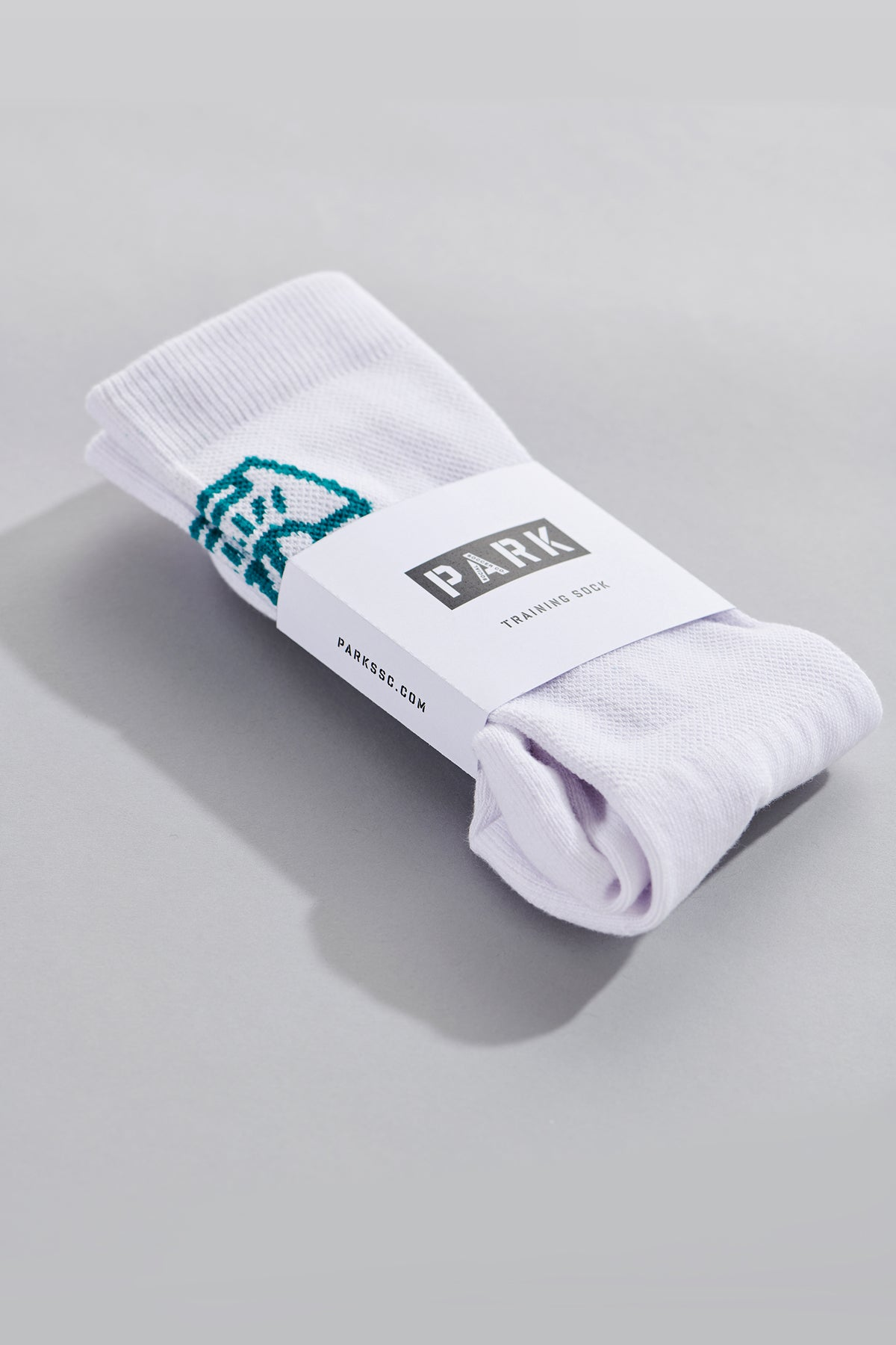 Training Crew Sock – White