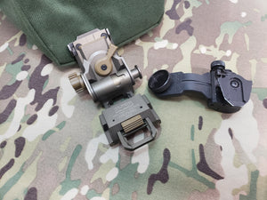 Wilcox L4G24 Dovetail and J-Arm Upgrade for PVS-14 Night Vision Rental