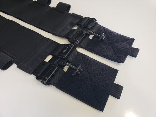 A&A Tactical, LLC SEACU-Cummerbund for Ferro Concepts Slickster, FCPC, and similar carriers w/ FS Tubes