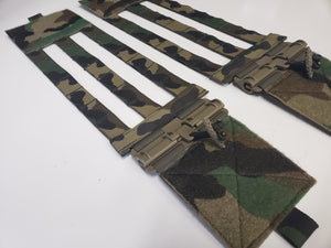 A&A Tactical, LLC GM660 Skeletal Cummerbund for Ferro Concepts and Mayflower/Velocity Systems Carriers