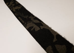 "MMI 2"" inch Multicam Black Sew-On Loop (Velcro)"