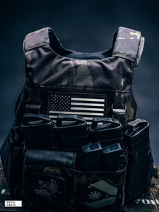 A&A Tactical, LLC Ferro Concepts Slickster and Similar Carriers Shoulder Pads