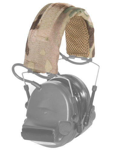 A&A Tactical, LLC Dynamic Ear Pro Headset Cover (DEPHC) for Peltor, MSA, TCI headsets