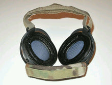 A&A Tactical, LLC DEPHC BTH Headset Re-build Kit for MSA Sordin Supreme Pro & TCI Liberator