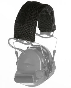 A&A Tactical, LLC Dynamic Ear Pro Headset Cover (DEPHC) V2 (Mesh Material) for Peltor, MSA, TCI headsets