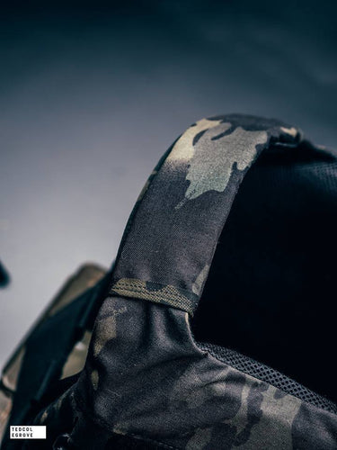 A&A Tactical, LLC Ferro Concepts Slickster Shoulder Pads