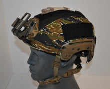 A&A Tactical, LLC Team Wendy EXFIL LTP/Carbon Hybrid Helmet Cover