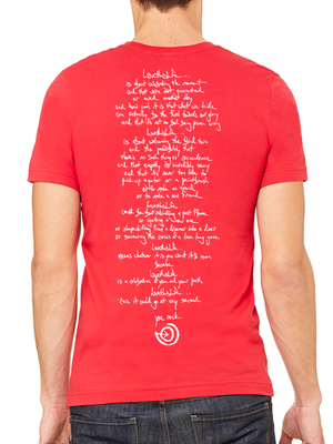 Air LovethisLife Men's Tee - lovethislife, iamlovethislife, love this life, David Culiner, manifesto, ltl