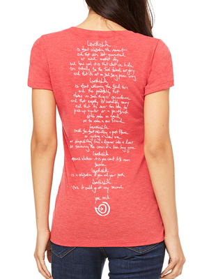 Air LovethisLife Women's Classic Tee - lovethislife, iamlovethislife, love this life, David Culiner, manifesto, ltl
