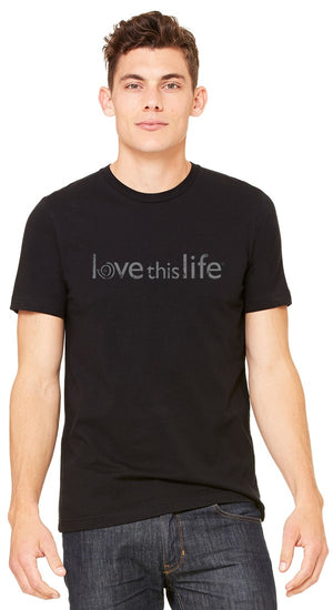 Brand Silver Men's Tee - lovethislife, iamlovethislife, love this life, David Culiner, manifesto, ltl, Love This Life®️