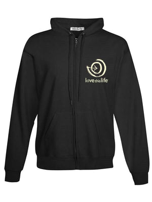 2Paths Unisex Full Zip Hooded Sweatshirt2Paths lovethislife, iamlovethislife, love this life, David Culiner, manifesto, ltl, Love This Life®️