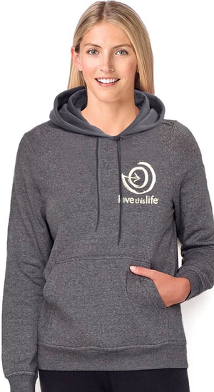 Love This Life Pullover Hoody