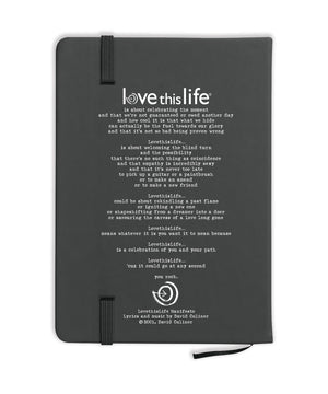 "Love This Life® 5""x7"" Journal - #lovethislife"