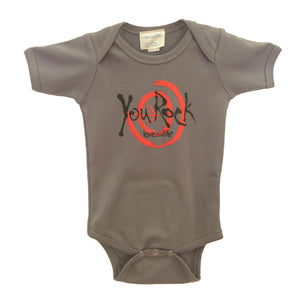 Kid's You Rock Onesie - lovethislife, iamlovethislife, love this life, David Culiner, manifesto, ltl