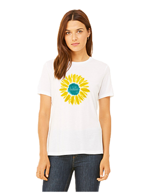 Sunflower Manifesto Relaxed Tee