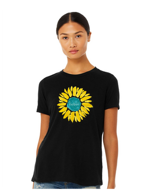 Sunflower Manifesto Slim Tee