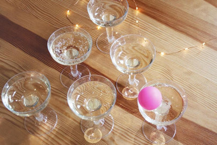 The Mother's Day Prosecco Pong Challenge